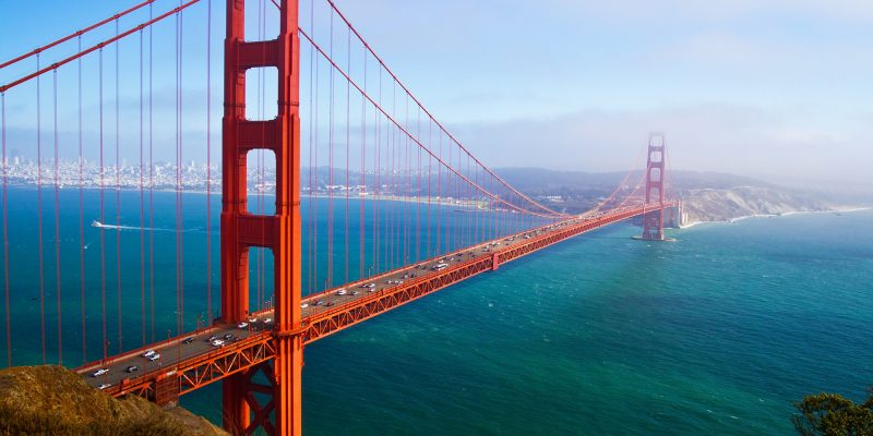 Auto huren in San Francisco